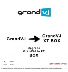 Arkaos Upgrade GrandVJ to XT Box