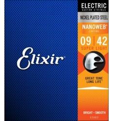 Elixir Nanoweb Super-Light 12002