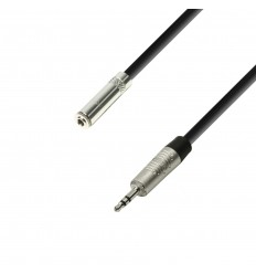Adam Hall 4Star Prelungitor Casti Stereo F-M 3.5mm-3.5mm 3m