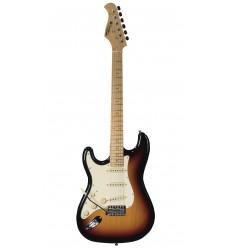 Prodipe Guitars ST80 LH MA SUNB