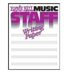 Ernie Ball Hartie de Muzica