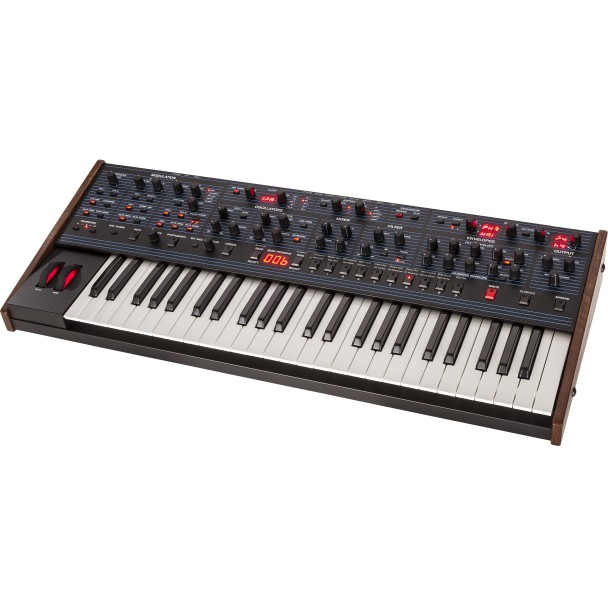 Sequential OB-6 Keyboard