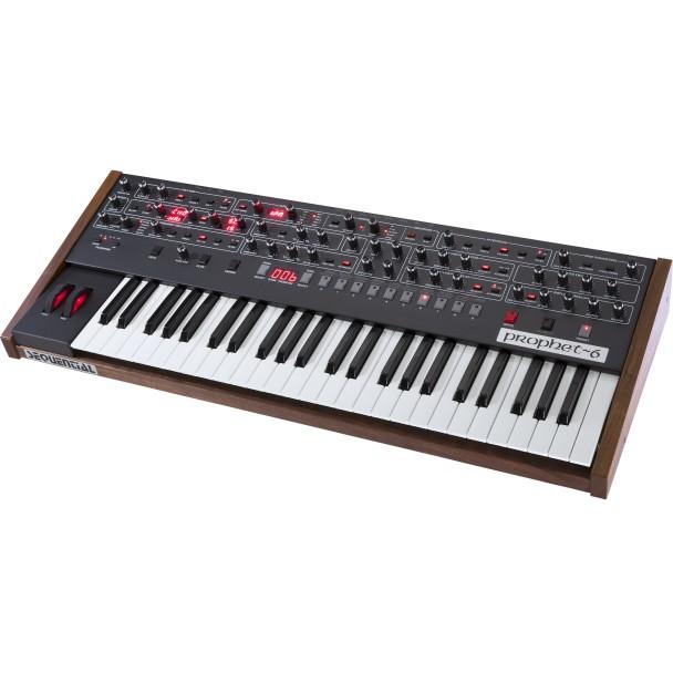 Sequential Prophet-6 Keyboard