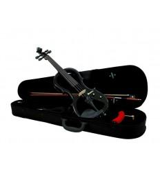 Dimavery E-Violin 4/4 with bow