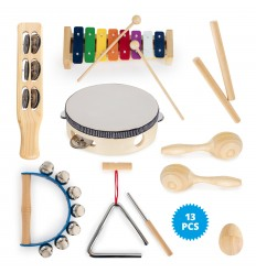 Classic Cantabile 13 Piese, Child Percussion Starter Set