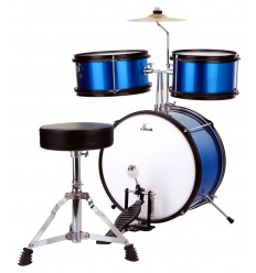 X Drum JUNIOR KID DRUM KIT BLUE