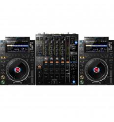 Pioneer 2 x CDJ-3000 + DJM 900NXS2