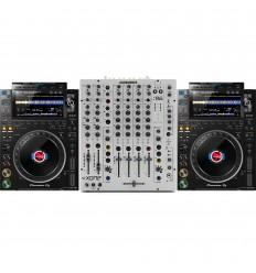 Pachete Zeedo Shop 2 x Pioneer CDJ-3000 + Allen & Heath Xone 96