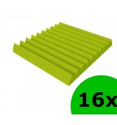 Mega Acoustic 16 x PMK 7 50x50 Verde
