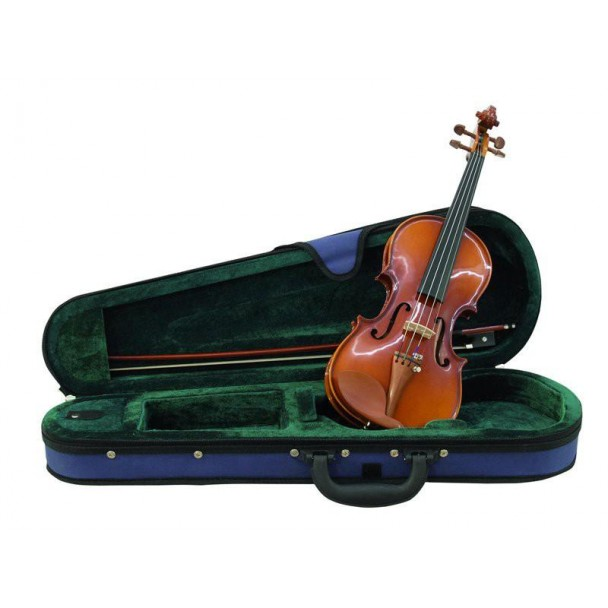 Dimavery Violin 1/4 with bow in case