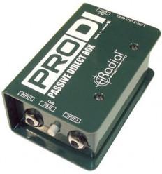 Radial Engineering Pro D1