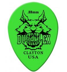 Clayton Duraplex Small Teardrop .88 mm