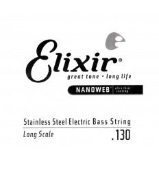 Elixir Nanoweb Light Bass B 13436