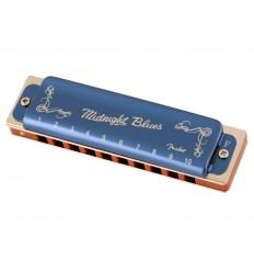 Fender Midnight Blues Harmonica, F
