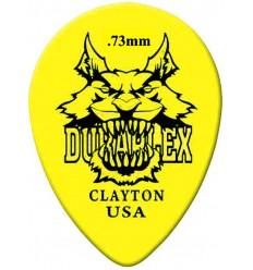 Clayton Duraplex Small Teardrop .73 mm