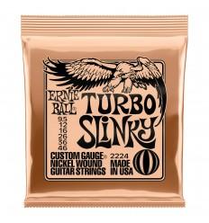Ernie Ball 2224 Nickel Wound Turbo Slinky 9.5 - 46