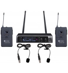 Prodipe UHF B210 DSP Lavalier Duo