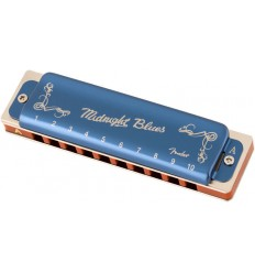 Fender Midnight Blues Harmonica, A