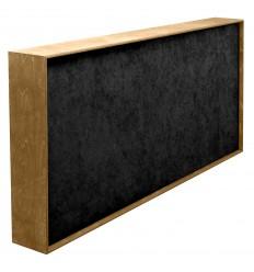 Mega Acoustic FiberExcellent 120 × 60 Natural/Negru