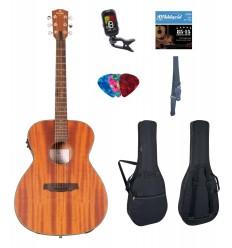 Prodipe Guitars SA27 MHS CEQ electro-acustica SET 11 ani/adult Concert