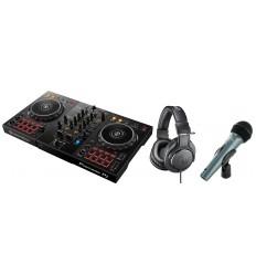Pachete Zeedo Shop Pioneer DDJ 400 + ATHM20X + Superlux ECO 88S