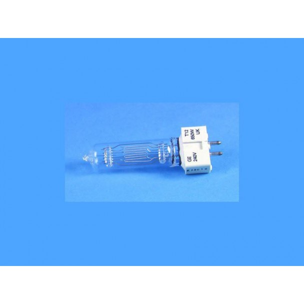 General Electric T12 240V/650W GX-9.5 750h longlife